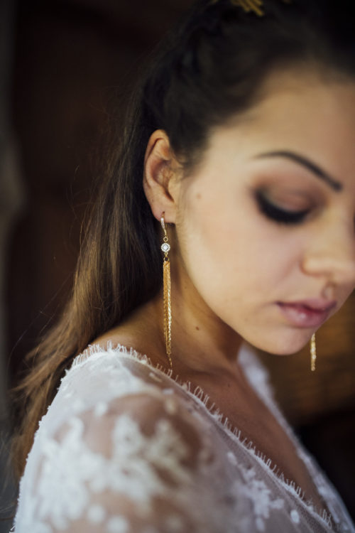 Boucles d'oreilles Thelma