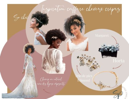 Moodboard – Inspiration coiffure cheveux crépus